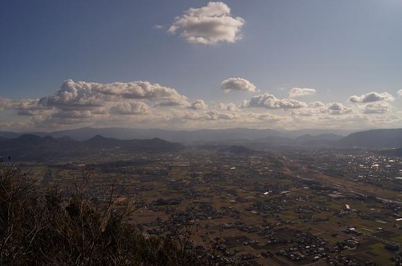 讃岐富士より